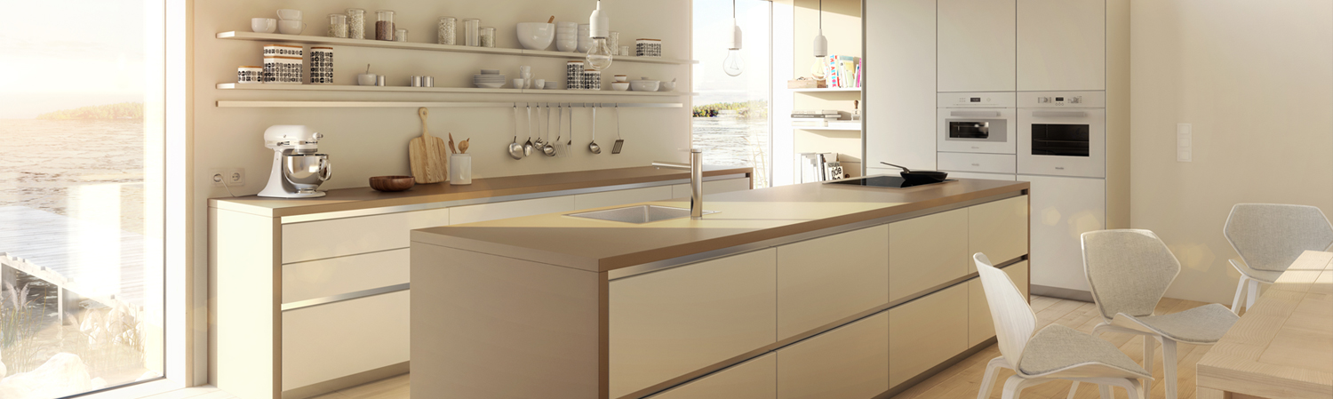 ... Exceptional Service Quality Fitted Kitchens U0026 Bathrooms. Distinctive  Interiors