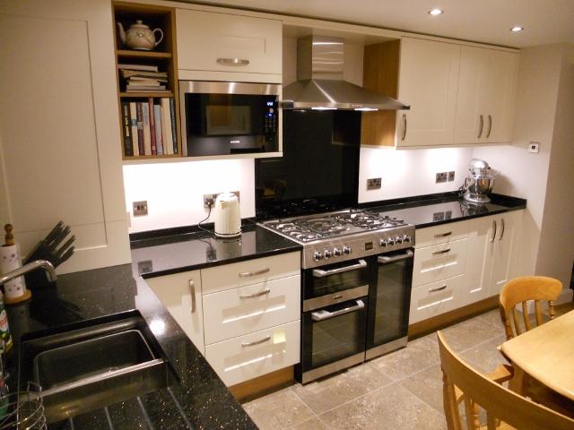 British Kitchen In Harwich Essex Distinctive Interiors